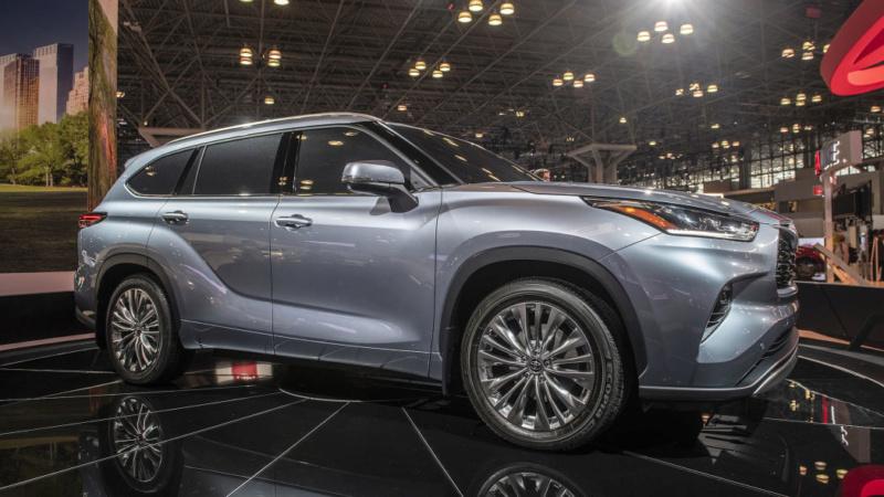 2020 - [Toyota] Highlander H111