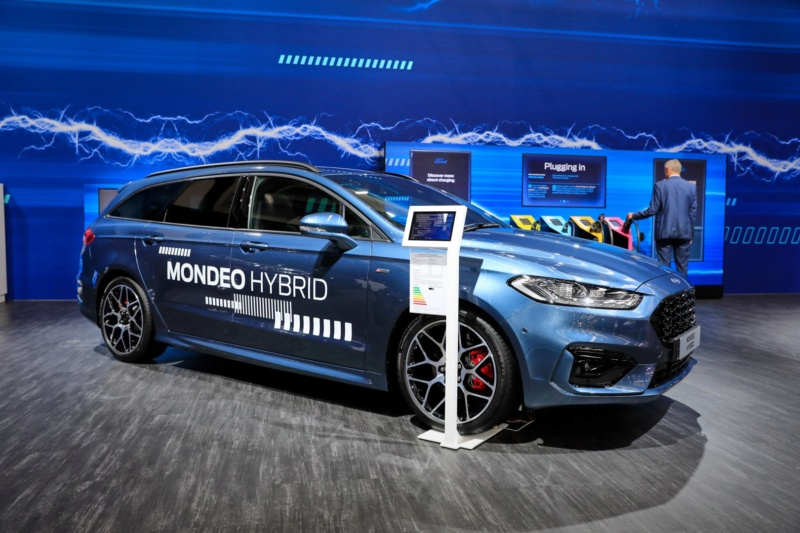 2016 - [Ford] Mondeo / Fusion restylée - Page 5 H113