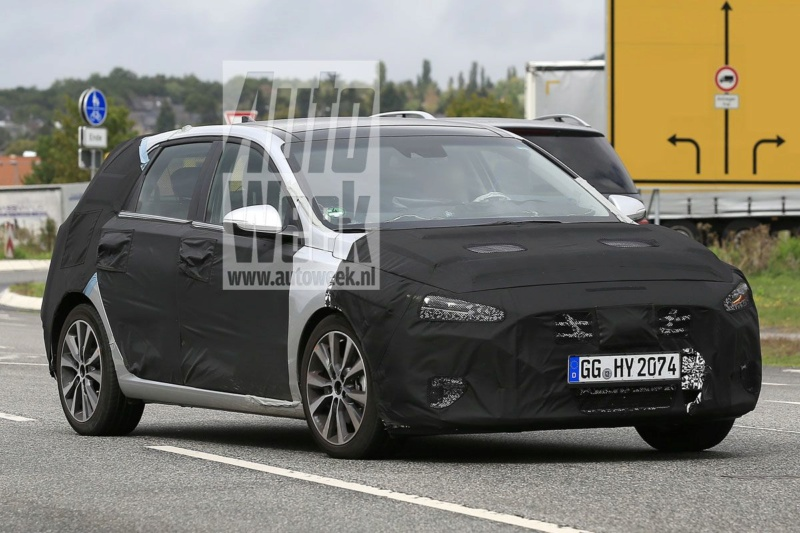 2020 - [Hyundai] I30 III 5p/SW/Fastback Facelift H114