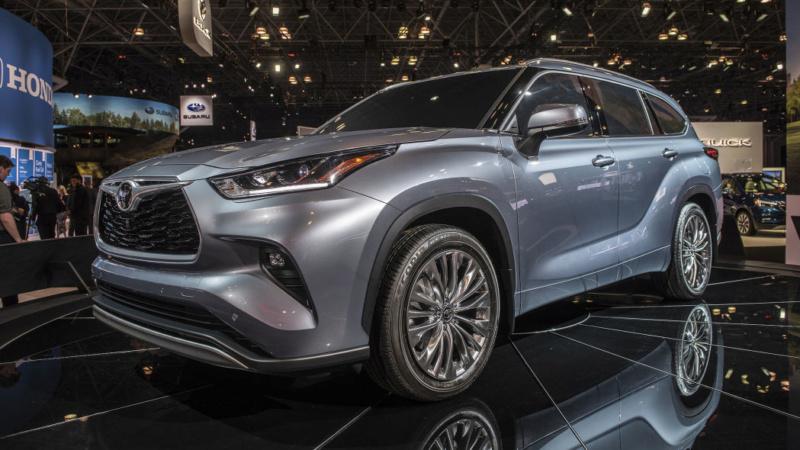 2020 - [Toyota] Highlander H211