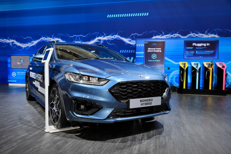 2016 - [Ford] Mondeo / Fusion restylée - Page 5 H213