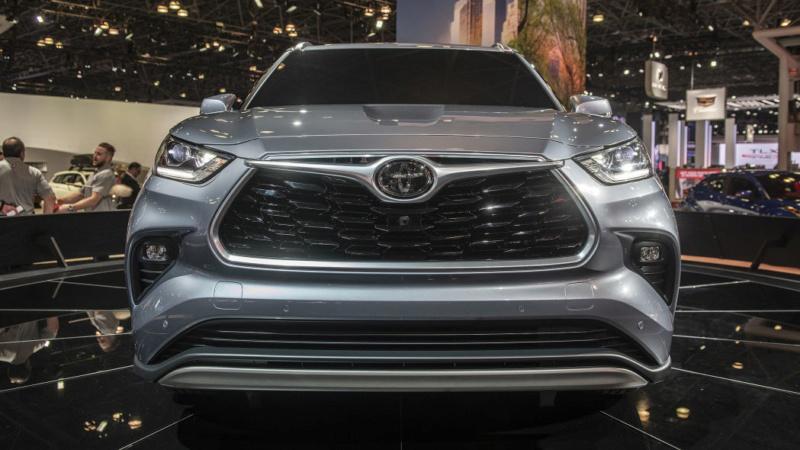 2020 - [Toyota] Highlander H311