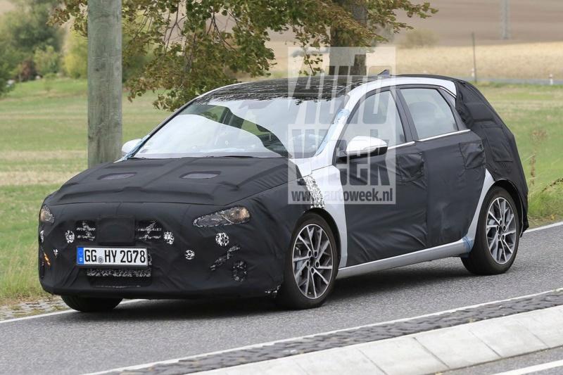 2020 - [Hyundai] I30 III 5p/SW/Fastback Facelift H314