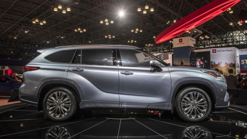 2020 - [Toyota] Highlander H411