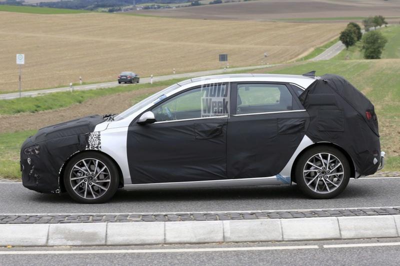 2020 - [Hyundai] I30 III 5p/SW/Fastback Facelift H414