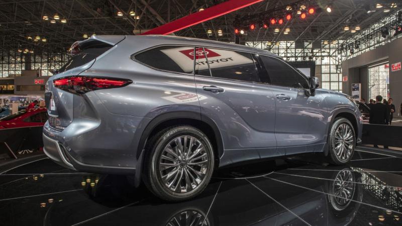 2020 - [Toyota] Highlander H511