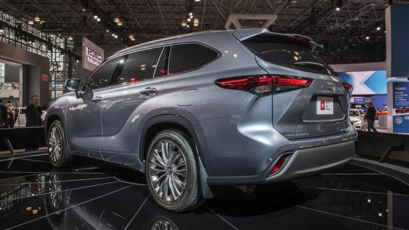 2020 - [Toyota] Highlander H611