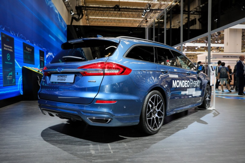 2016 - [Ford] Mondeo / Fusion restylée - Page 5 H613