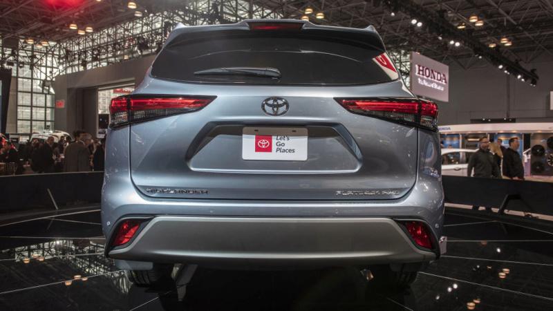 2020 - [Toyota] Highlander H711