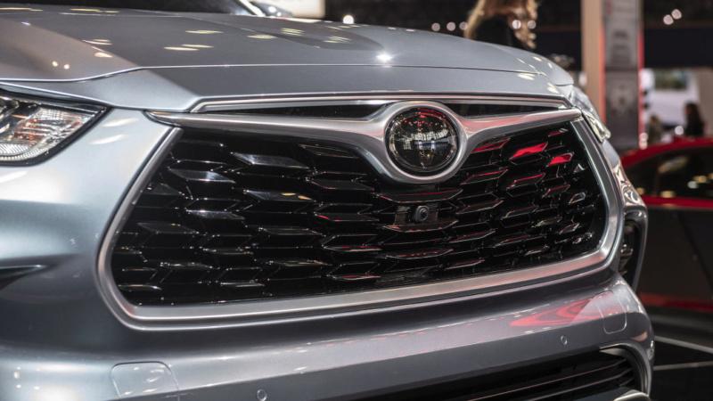 2020 - [Toyota] Highlander H811