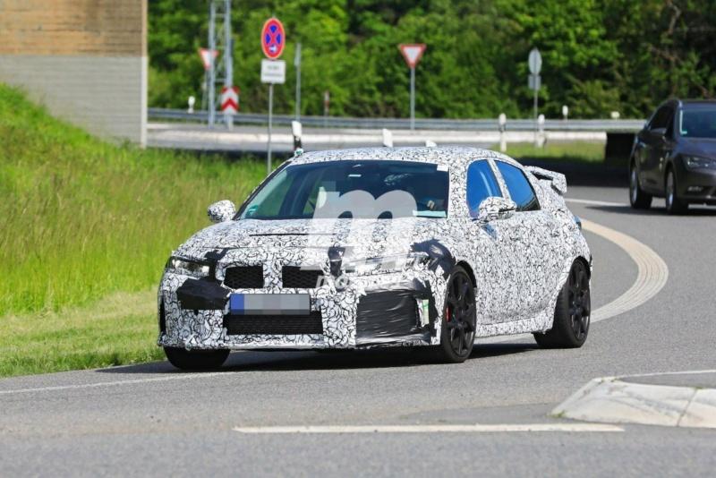2021 - [Honda] Civic Hatchback  Honda-11