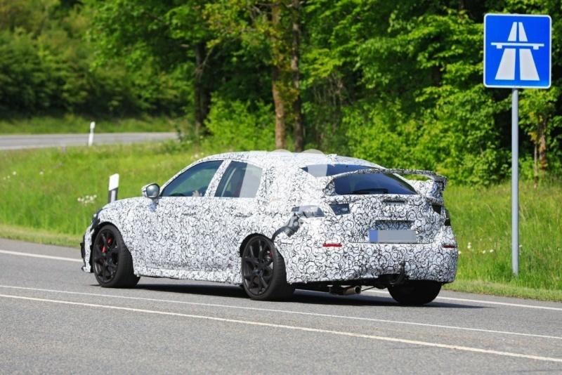 2021 - [Honda] Civic Hatchback  Honda-18