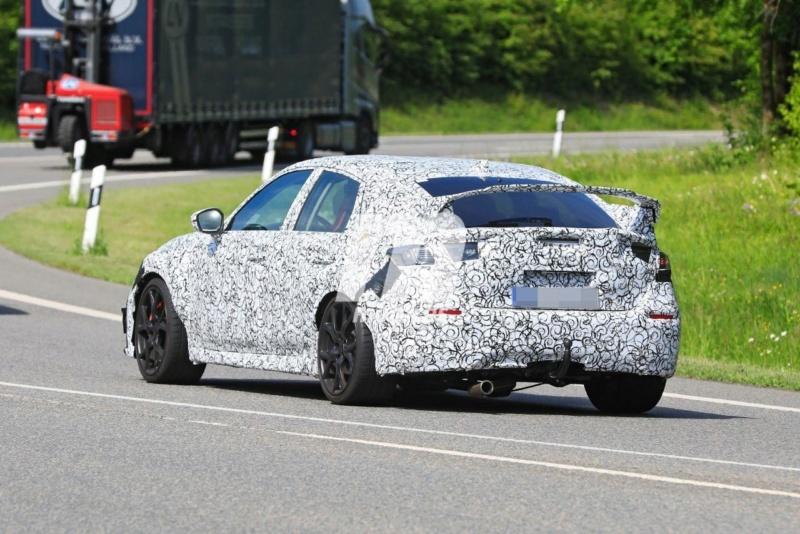 2021 - [Honda] Civic Hatchback  Honda-20