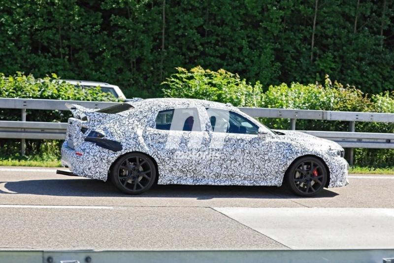 2021 - [Honda] Civic Hatchback  Honda-23