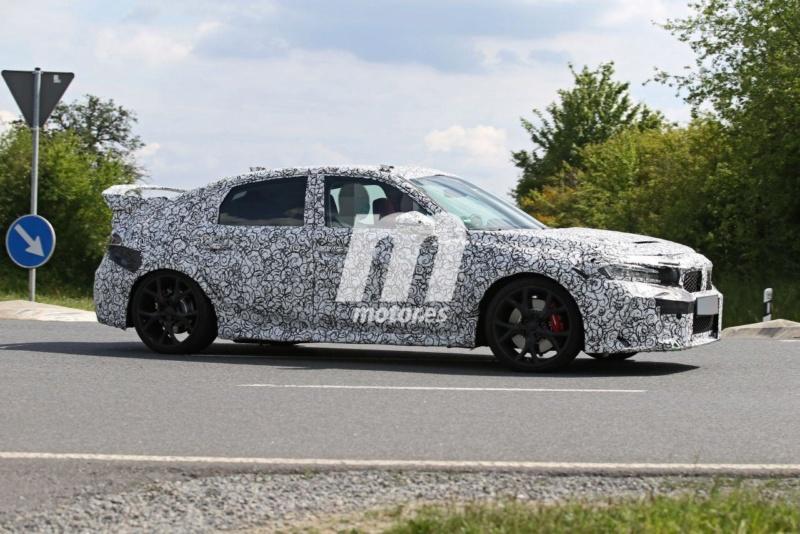 2021 - [Honda] Civic Hatchback  Honda-33
