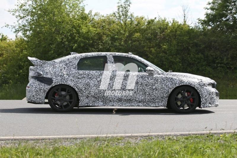 2021 - [Honda] Civic Hatchback  Honda-34