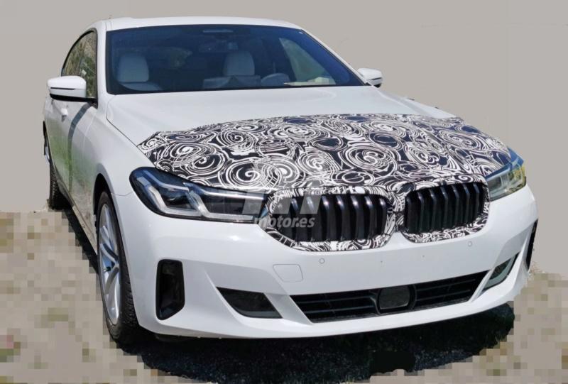 2017 - [BMW] Série 6 GT (G32) - Page 8 Honda-37