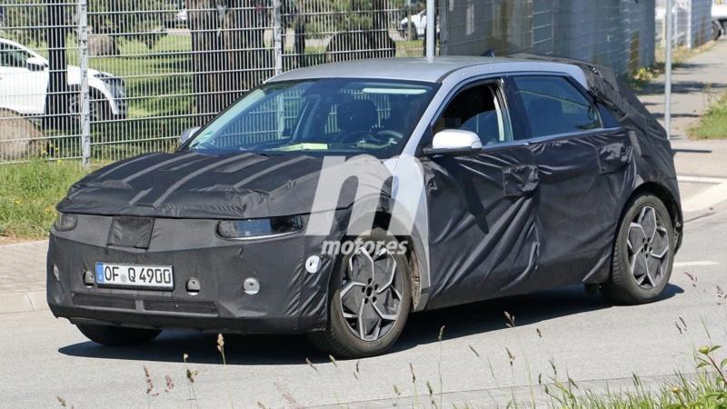2021 - [Hyundai] SUV EV Hyunda54