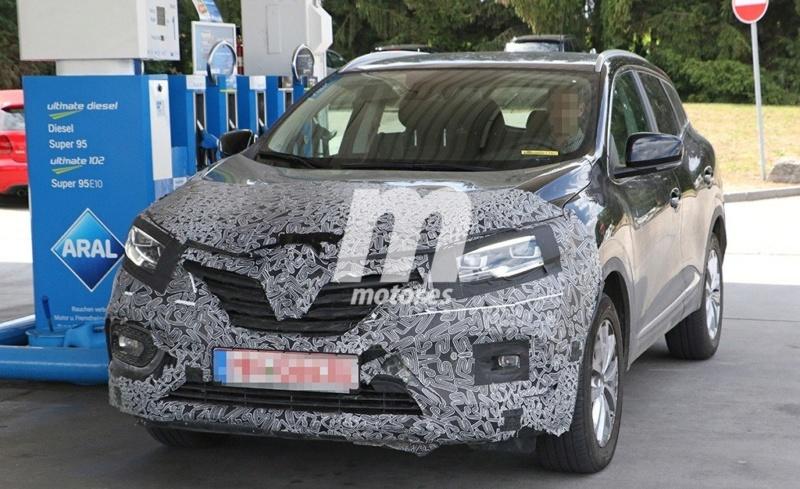 2018 - [Renault] Kadjar restylé  - Page 10 Interi12