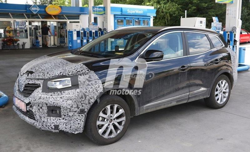 2018 - [Renault] Kadjar restylé  - Page 10 Interi13
