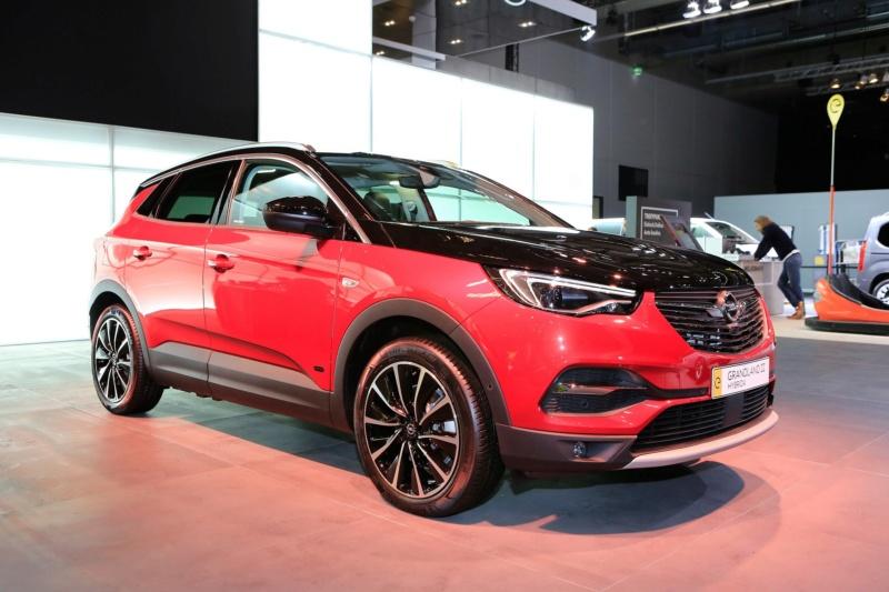 2017 - [Opel] Grandland X [P1UO] - Page 38 J310