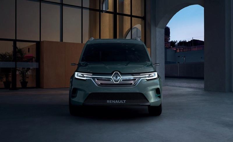 2019 - [Renault] Kangoo Z.E Concept K310