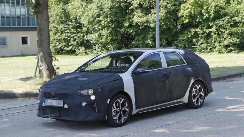 2018 - [Kia] Pro Ceed Kia-pr22