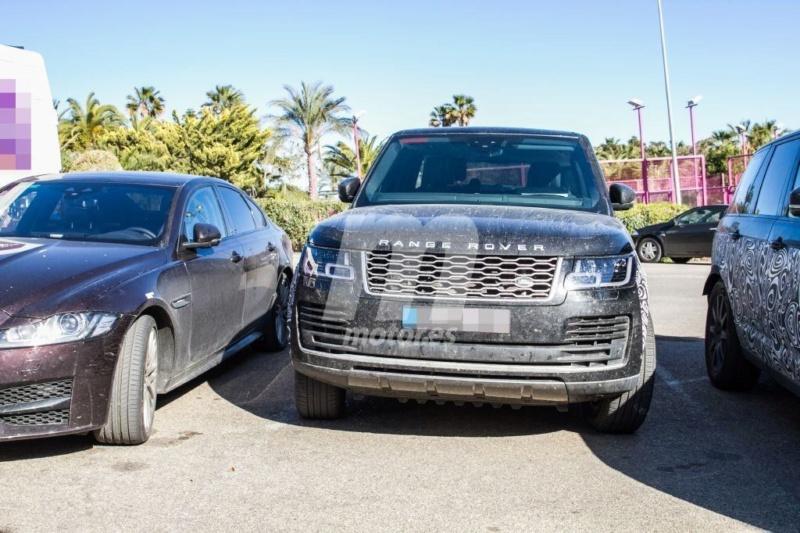 2021 - [Land Rover] Range Rover V L110