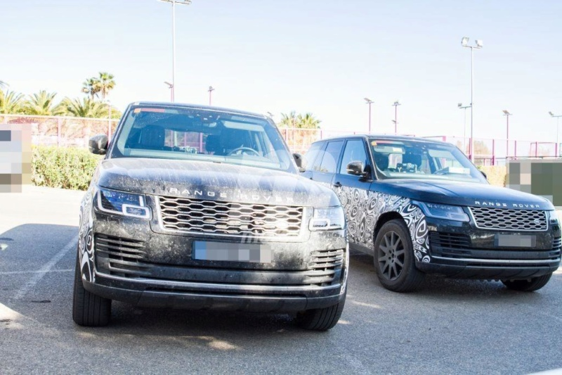 2021 - [Land Rover] Range Rover V L210