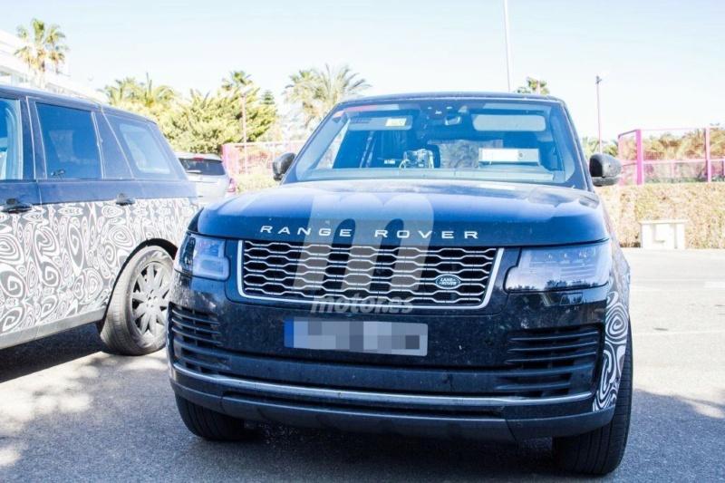 2021 - [Land Rover] Range Rover V L310