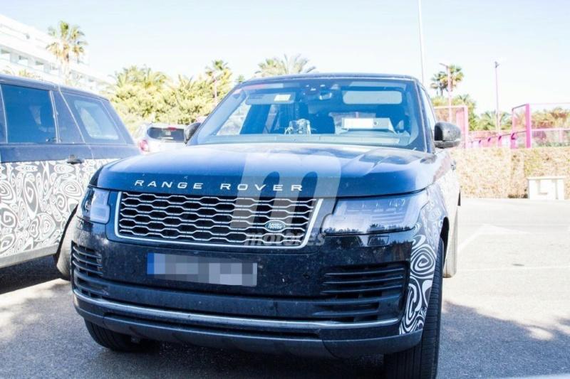 2021 - [Land Rover] Range Rover V L410