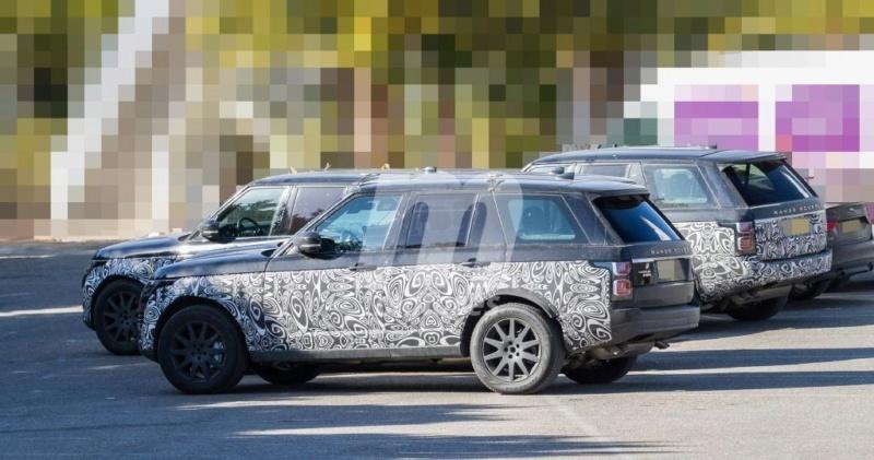 2021 - [Land Rover] Range Rover V L510