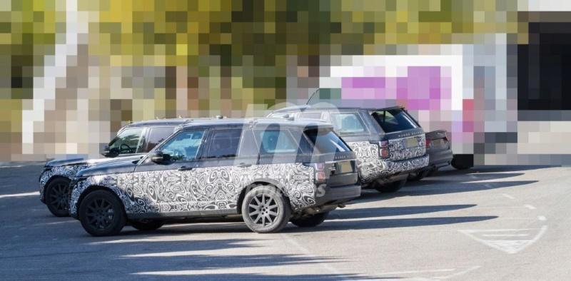 2021 - [Land Rover] Range Rover V L610