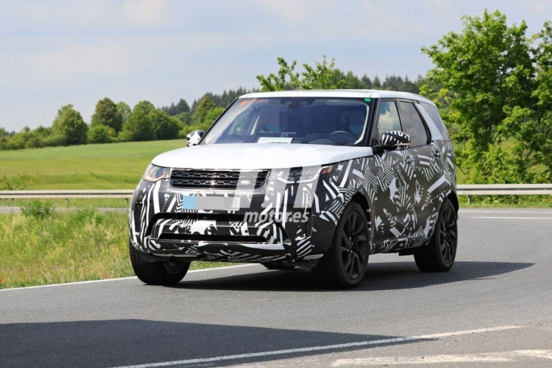 2016 - [Land Rover] Discovery V - Page 7 Land-r38