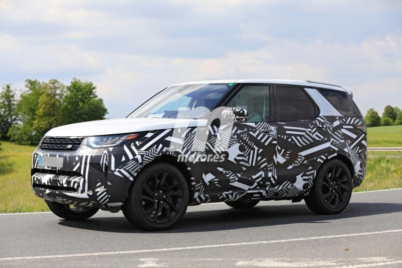 2016 - [Land Rover] Discovery V - Page 7 Land-r40
