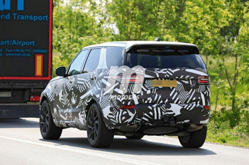 2016 - [Land Rover] Discovery V - Page 7 Land-r43