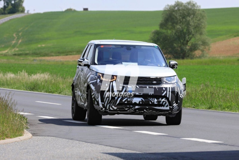 2016 - [Land Rover] Discovery V - Page 7 Land-r48