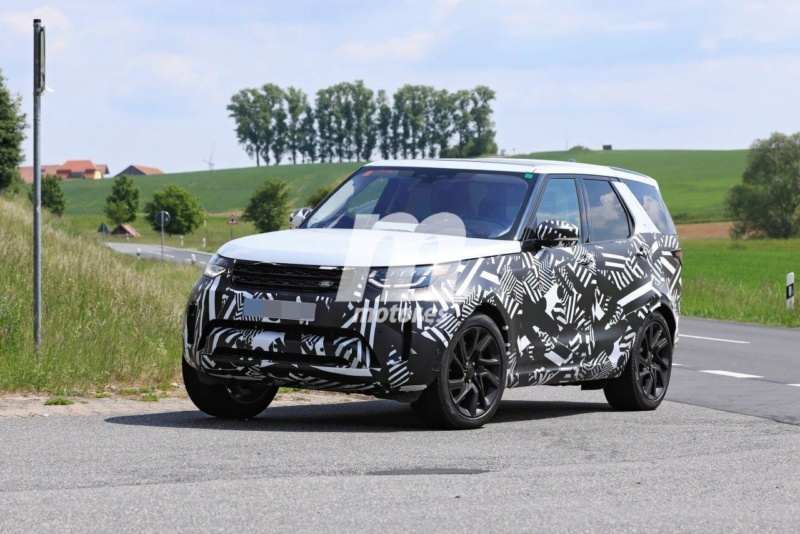 2016 - [Land Rover] Discovery V - Page 7 Land-r51