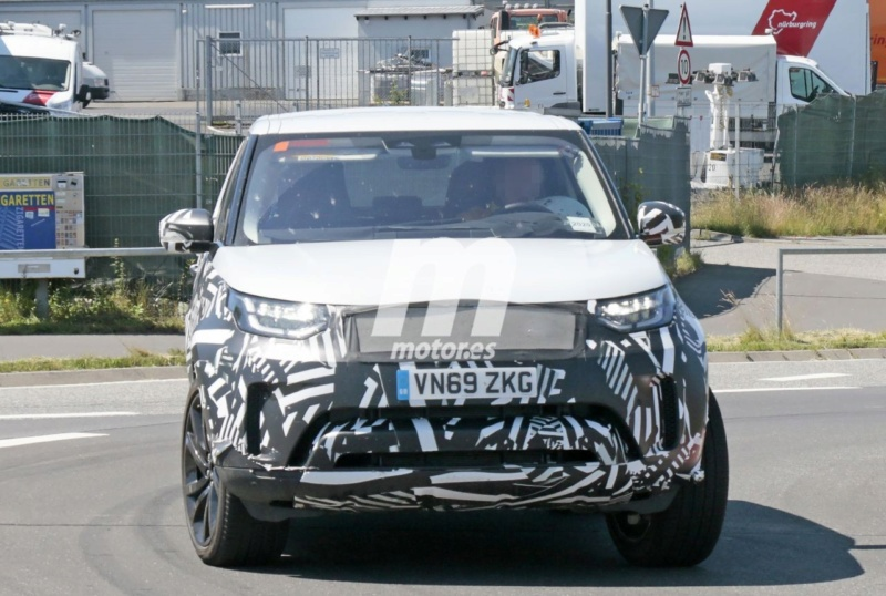 2016 - [Land Rover] Discovery V - Page 7 Land-r60