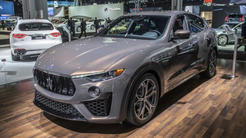 2016 - [Maserati] Levante - Page 11 M111