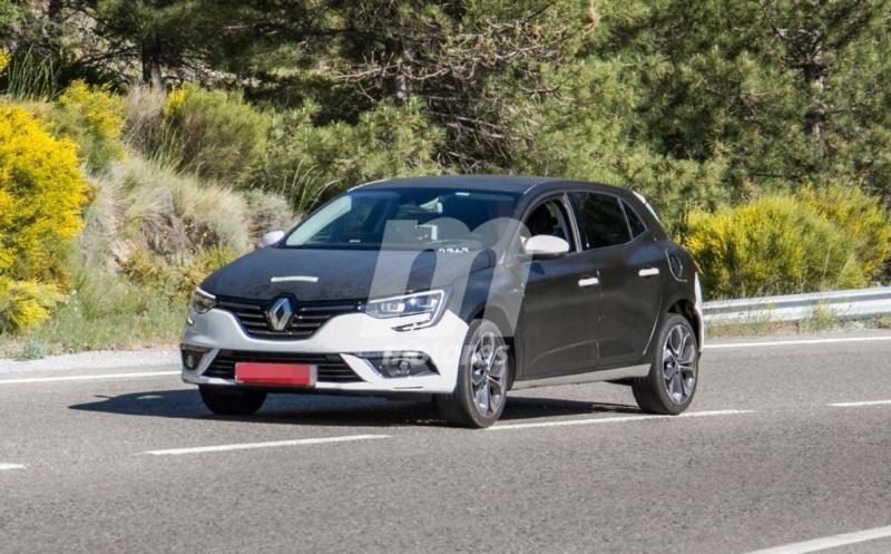 2019 - [Renault] Megane IV restylée  - Page 8 M114