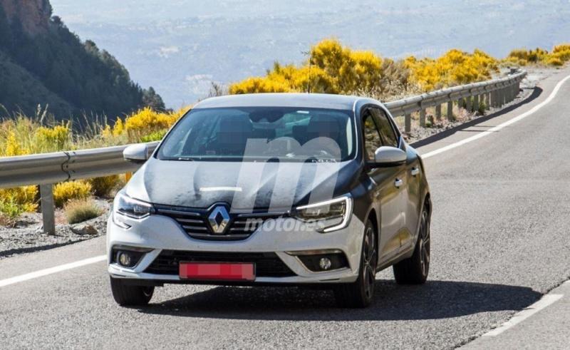 2019 - [Renault] Megane IV restylée  - Page 8 M214