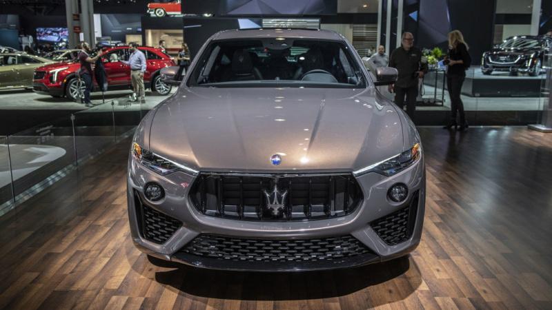 2016 - [Maserati] Levante - Page 11 M310