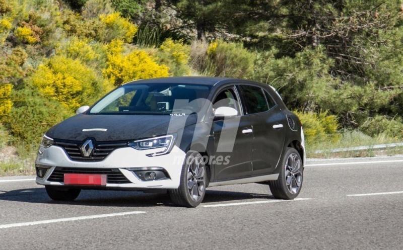 2019 - [Renault] Megane IV restylée  - Page 8 M313