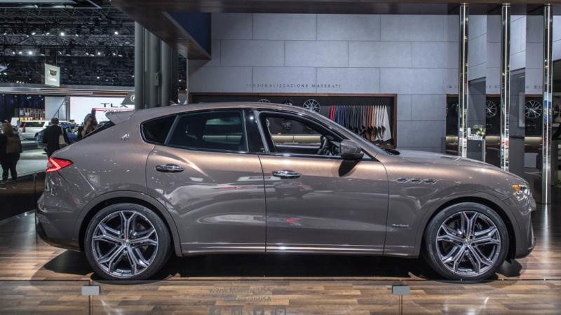 2016 - [Maserati] Levante - Page 11 M410