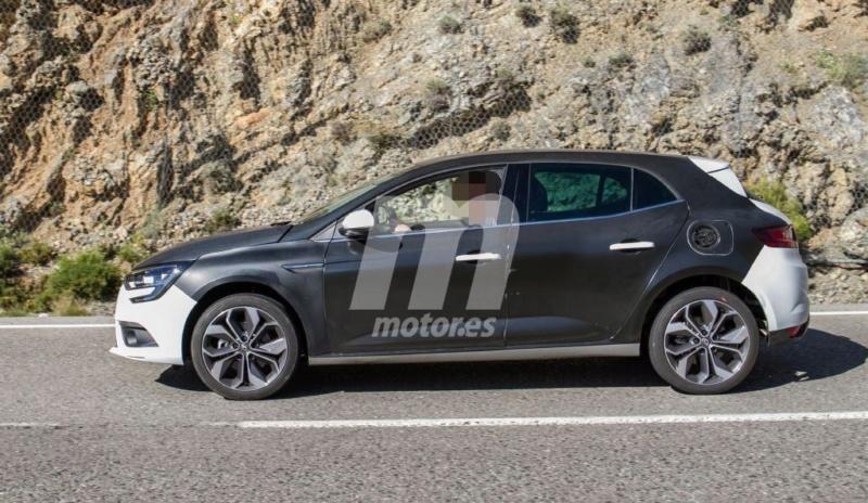 2019 - [Renault] Megane IV restylée  - Page 8 M611