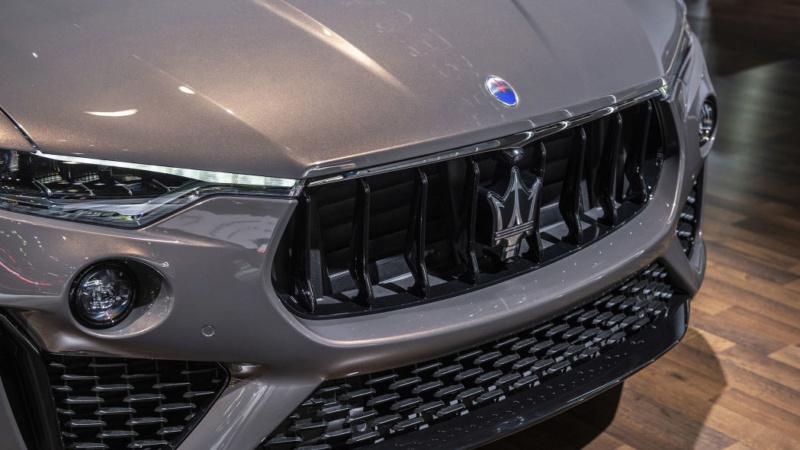2016 - [Maserati] Levante - Page 11 M910
