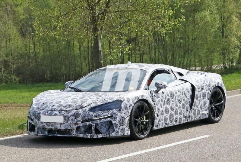 2020 - [McLaren] Sport Series Hybrid  Mclare24