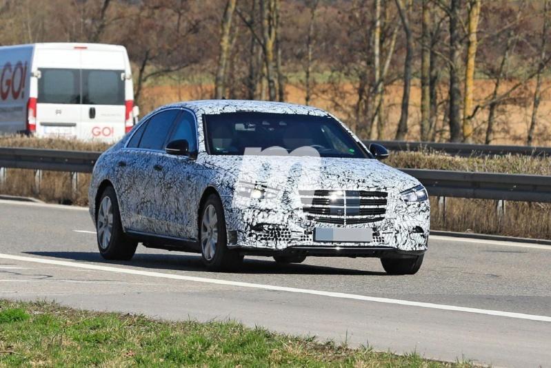2020 - [Mercedes-Benz] Classe S - Page 8 Merce106