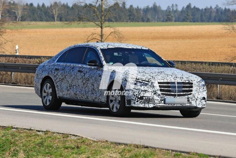 2020 - [Mercedes-Benz] Classe S - Page 8 Merce107